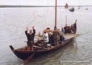 SÆ WYLFING 1 © Dr Sam Newton 1995
